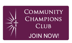 Click Here to join the Community Champions Club